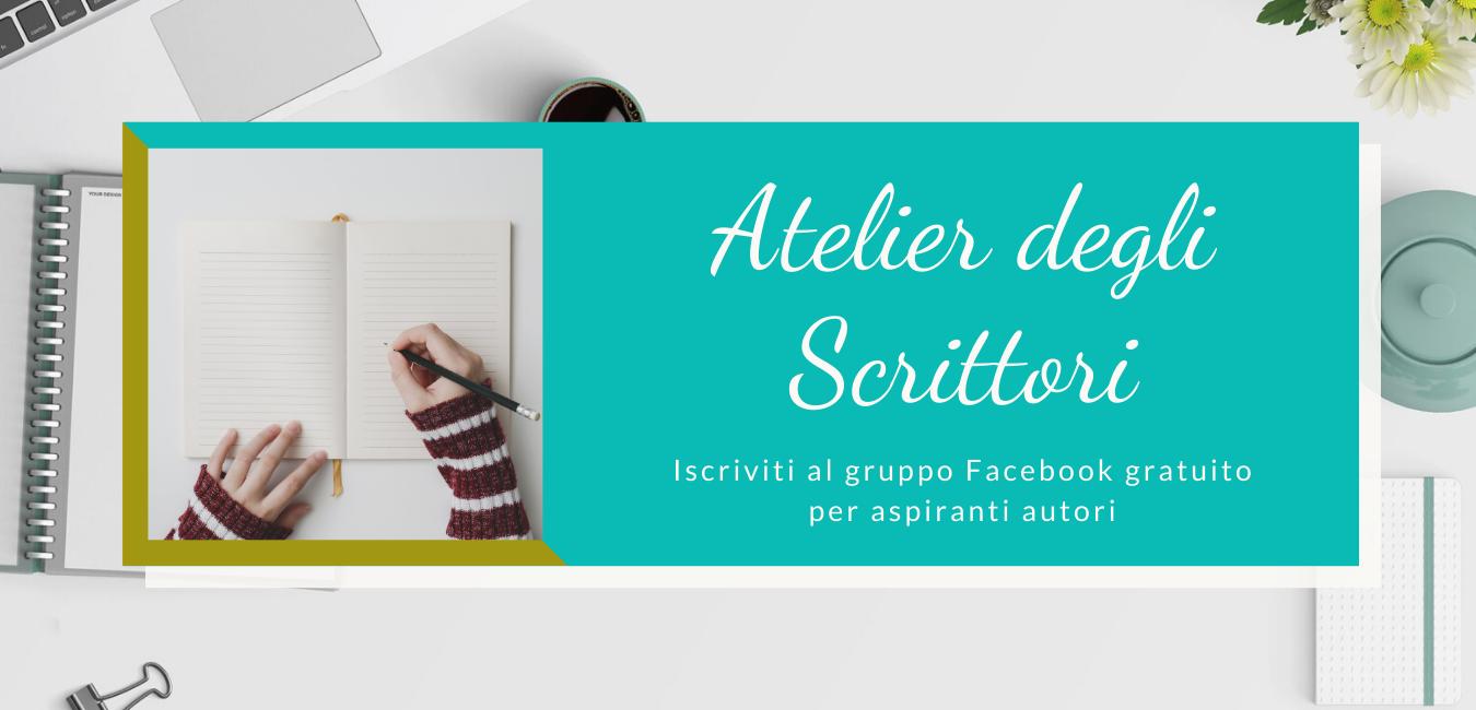 atelier degli scrittori - scrittura creativa