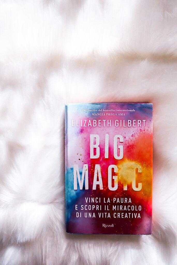 libro la grande magia big magic